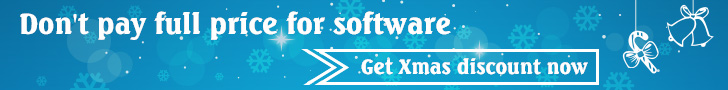 Coupon discount software