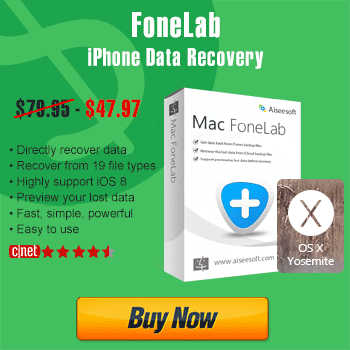 Aiseesoft FoneLab discount