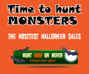 iVoicesoft Discount code For Halloween Avangate/Mycommerce