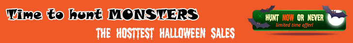 2018 Halloween coupon codes