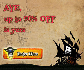 Talk-Like a Pirate day coupon codes 2015
