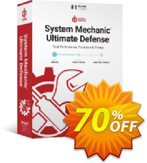 System Mechanic Ultimate Defense Coupon, discount Phoenix 360 has been integrated into the System Mechanic family. Promotion: