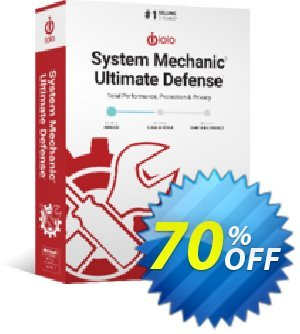 iolo Phoenix 360促销 Phoenix 360 - Automatic upgrade to System Mechanic Ultimate Defense upon release