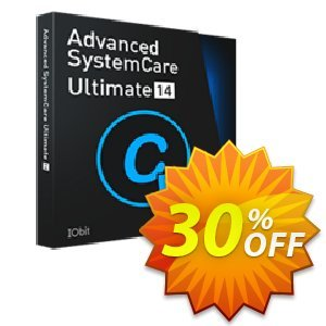 Advanced SystemCare Ultimate 14 with Gift Pack Coupon, discount 30% OFF Advanced SystemCare Ultimate 13 with Gift Pack, verified. Promotion: Dreaded discount code of Advanced SystemCare Ultimate 13 with Gift Pack, tested & approved