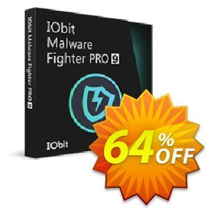 IObit Malware Fighter 8 PRO (3 PCs) Coupon, discount 50% OFF IObit Malware Fighter 8 PRO (3 PCs), verified. Promotion: Dreaded discount code of IObit Malware Fighter 8 PRO (3 PCs), tested & approved