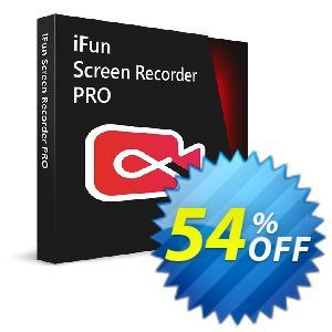 iFun Screen Recorder Pro 3PCs (1 year License) Coupon, discount 55% OFF iFun Screen Recorder Pro 3PCs (1 year License), verified. Promotion: Dreaded discount code of iFun Screen Recorder Pro 3PCs (1 year License), tested & approved