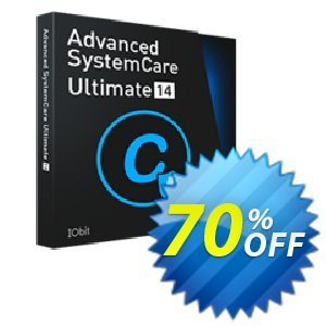 Advanced SystemCare Ultimate 12 deals Advanced SystemCare Ultimate 12 with PF- Exclusive formidable sales code 2019. Promotion: iobit promo codes Systemcare (df: IVS-IOBIT)