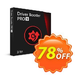 Driver Booster 5 PRO Coupon discount  - Driver Booster (df: IVS-IOBIT)