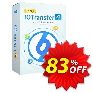 IOTransfer 4 (3 PCs) Coupon, discount IOTransfer 3 PRO (1 Year / 3 PCs)- Exclusive* hottest deals code 2021. Promotion: hottest deals code of IOTransfer 3 PRO (1 Year / 3 PCs)- Exclusive* 2021