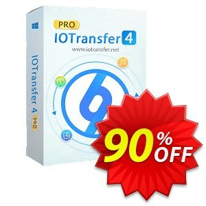 IOTransfer 4 Lifetime (3 PCs) discount coupon 2020 Spring Sales - imposing offer code of IOTransfer 3 PRO (Lifetime / 3 PCs)- Exclusive* 2020