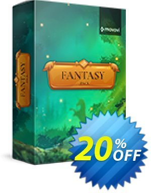 Movavi effect Fantasy Pack 프로모션 코드 Fantasy Pack marvelous discounts code 2020 프로모션: marvelous discounts code of Fantasy Pack 2020