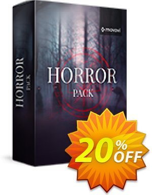 Movavi effect Horror Pack discount coupon Horror Pack amazing discounts code 2020 - amazing discounts code of Horror Pack 2020