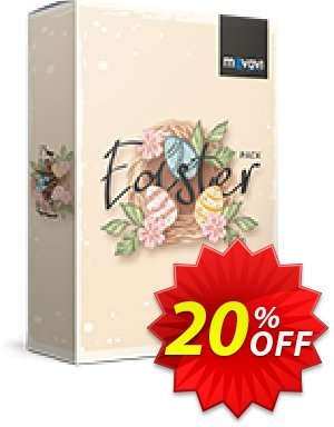 Movavi effect Easter Pack Coupon, discount Easter Pack fearsome promo code 2020. Promotion: fearsome promo code of Easter Pack 2020