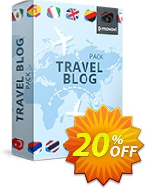 Movavi effect Travel blog Pack Coupon discount Travel blog Pack				 imposing sales code 2019. Promotion: imposing sales code of Travel blog Pack				 2019