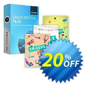Bundle: Movavi Video Editor Plus for Mac + Effects discount coupon Bundle: Video Editor Plus for Mac + Effects Stunning sales code 2020 - Stunning sales code of Bundle: Video Editor Plus for Mac + Effects 2020