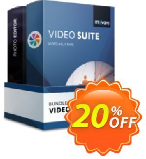 Movavi Business Bundle: Video Suite + Photo Editor割引コード・Business Bundle: Video Suite + Photo Editor  Dreaded discounts code 2020 キャンペーン:Dreaded discounts code of Business Bundle: Video Suite + Photo Editor  2020