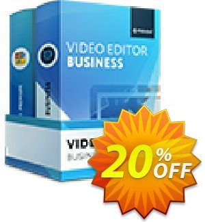 Video Bundle Business: Video Editor Business + Video Converter Premium discount coupon Video Bundle Business Formidable offer code 2021 - Formidable offer code of Video Bundle Business 2021