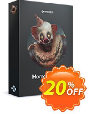 Movavi Effect Horror Circus Pack Coupon, discount Horror Circus Pack Fearsome offer code 2020. Promotion: Fearsome offer code of Horror Circus Pack 2020