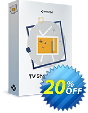 Movavi Effect TV Shows Intro Pack discount coupon TV Shows Intro Pack Dreaded discounts code 2021 - Dreaded discounts code of TV Shows Intro Pack 2021