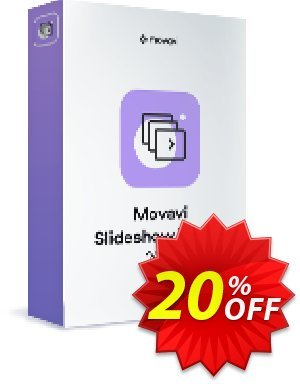 Bundle: Movavi Slideshow Maker + Gift Pack discount coupon Bundle: Slideshow Maker + Gift Pack Big discount code 2020 - Big discount code of Bundle: Slideshow Maker + Gift Pack 2020