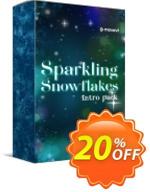 Movvi effect: Sparkling Snowflakes Intro Pack personal Coupon, discount Sparkling Snowflakes Intro Pack personal Awful offer code 2020. Promotion: Awful offer code of Sparkling Snowflakes Intro Pack personal 2020