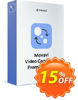 Movavi Video Converter for Mac discount coupon 15% OFF Movavi Video Converter for Mac, verified - Excellent promo code of Movavi Video Converter for Mac, tested & approved