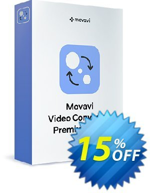 Movavi Video Converter Premium for Mac (Business) discount coupon 20% Affiliate Discount - big offer code of Movavi Video Converter for Mac – Business 2020