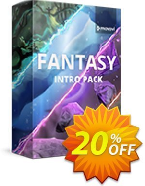 Movavi effect: Fantasy Intro Pack discount coupon Fantasy Intro Pack Hottest deals code 2020 - Hottest deals code of Fantasy Intro Pack 2020