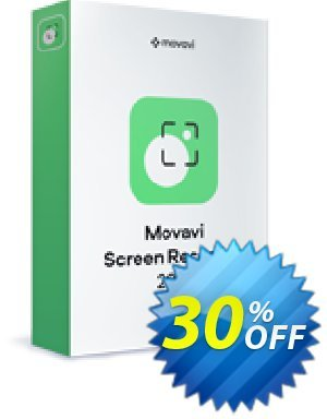Movavi Screen Recorder for Mac (1 year) discount coupon Movavi Screen Recorder for Mac – 1 year subscription Marvelous discounts code 2020 - Marvelous discounts code of Movavi Screen Recorder for Mac – 1 year subscription 2020