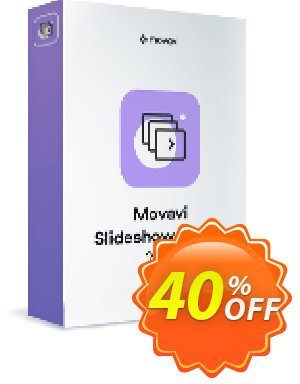 Movavi SlideShow Maker - Business discount coupon 15% Affiliate Discount - exclusive discount code of Movavi SlideShow Maker – Business 2020