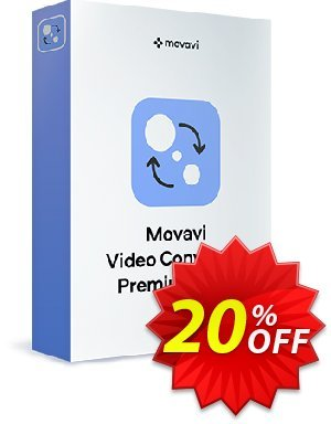 Movavi Video Converter Premium for Mac (1 month) discount coupon Movavi Video Converter Premium for Mac – 1 month subscription Stirring sales code 2020 - Stirring sales code of Movavi Video Converter Premium for Mac – 1 month subscription 2020