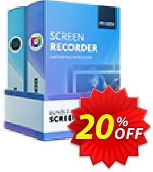 Business Bundle: Screen Recorder + Video Editor割引コード・Business Bundle: Screen Recorder + Video Editor Amazing discounts code 2020 キャンペーン:Amazing discounts code of Business Bundle: Screen Recorder + Video Editor 2020