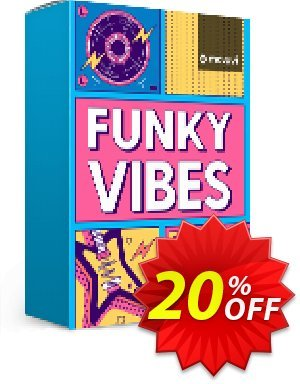 Movavi effect: Funky Vibes Pack 優惠券,折扣碼 Funky Vibes Pack Exclusive offer code 2020,促銷代碼: Exclusive offer code of Funky Vibes Pack 2020