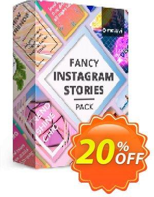 Movavi effect: Fancy Instagram Stories Pack Coupon, discount Fancy Instagram Stories Pack Excellent offer code 2021. Promotion: Excellent offer code of Fancy Instagram Stories Pack 2021