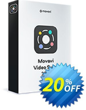 Movavi Video Suite (1-month subscription) 프로모션 코드 Movavi Video Suite – 1-month subscription Amazing discounts code 2020 프로모션: Amazing discounts code of Movavi Video Suite – 1-month subscription 2020