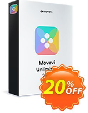 Movavi Unlimited 1-month subscription 프로모션 코드 Movavi Unlimited 1-month subscription Best discount code 2020 프로모션: Best discount code of Movavi Unlimited 1-month subscription 2020