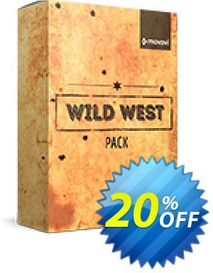 Movavi effect: Wild West Pack 優惠券,折扣碼 Wild West Pack Excellent discounts code 2020,促銷代碼: Excellent discounts code of Wild West Pack 2020