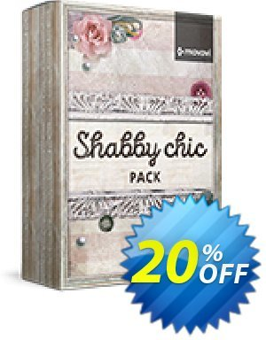 Movavi effect: Shabby Chic Pack Coupon, discount Shabby Chic Pack Awesome discounts code 2020. Promotion: Awesome discounts code of Shabby Chic Pack 2020