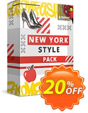 Movavi effect: New York Style Pack discount coupon New York Style Pack Super deals code 2020 - Super deals code of New York Style Pack 2020