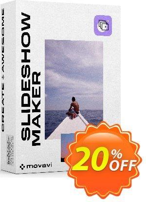 Movavi Slideshow Maker for MAC + Education Set discount coupon Slideshow Maker for Mac + Education Set Awful offer code 2021 - Awful offer code of Slideshow Maker for Mac + Education Set 2021