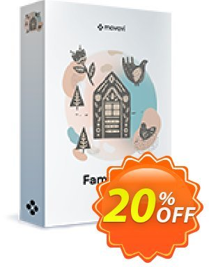 Movavi effect: Family Set (Commercial) discount coupon 20% OFF Movavi effect: Family Set (Commercial), verified - Excellent promo code of Movavi effect: Family Set (Commercial), tested & approved