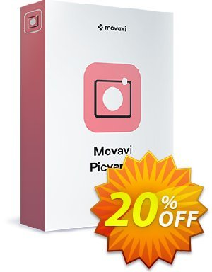 Movavi Picverse Business Lifetime discount coupon 20% OFF Movavi Picverse Business Lifetime, verified - Excellent promo code of Movavi Picverse Business Lifetime, tested & approved