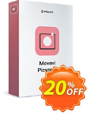 Movavi Picverse for MAC Lifetime 優惠券,折扣碼 20% OFF Movavi Picverse for MAC Lifetime, verified,促銷代碼: Excellent promo code of Movavi Picverse for MAC Lifetime, tested & approved
