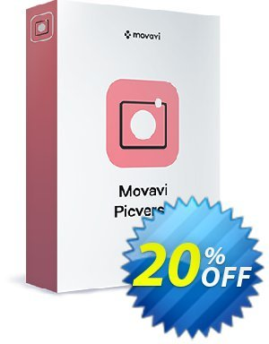 Movavi Picverse for MAC Business Lifetime 優惠券,折扣碼 20% OFF Movavi Picverse for MAC Business Lifetime, verified,促銷代碼: Excellent promo code of Movavi Picverse for MAC Business Lifetime, tested & approved