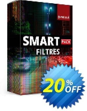 Movavi effect: Smart Filters Pack 프로모션 코드 Smart Filters Pack Amazing deals code 2020 프로모션: Amazing deals code of Smart Filters Pack 2020