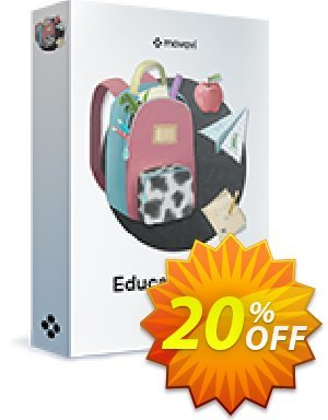 Movavi effect: Education Set (Commercial) discount coupon 20% OFF Movavi effect: Education Set (Commercial), verified - Excellent promo code of Movavi effect: Education Set (Commercial), tested & approved