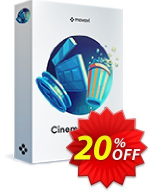 Movavi effect: Cinematic Set (Commercial) discount coupon 20% OFF Movavi effect: Cinematic Set (Commercial), verified - Excellent promo code of Movavi effect: Cinematic Set (Commercial), tested & approved