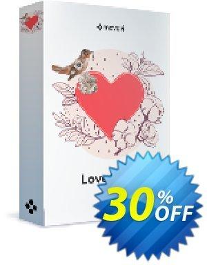 Movavi Effect: Love Story Set 優惠券,折扣碼 Love Story Set Big deals code 2021,促銷代碼: Big deals code of Love Story Set 2021
