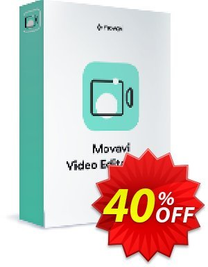 Movavi Video Editor discount coupon 15% Affiliate Discount - impressive discounts code of Movavi Video Editor – Personal 2020