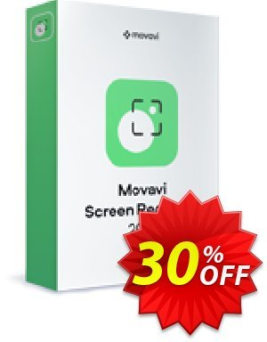 Movavi Screen Capture Studio Coupon, discount . Promotion: Movavi Screen Capture Studio discount